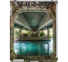 Rakaia River Bridge iPad Case/Skin