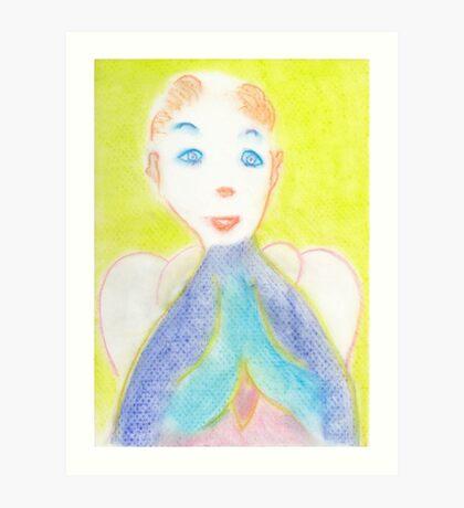 Pope Saint John Paul II Art Print