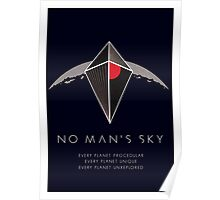 No Man's Sky - The Atlas Poster
