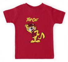 TOP CAT Kids Tee