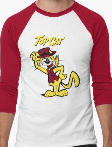 TOP CAT Men's Baseball ¾ T-Shirt