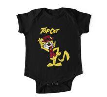TOP CAT One Piece - Short Sleeve