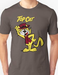 TOP CAT Unisex T-Shirt
