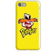 PINGAS : PARODY iPhone Case/Skin