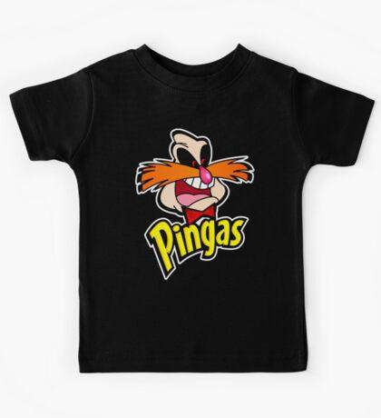 PINGAS : PARODY Kids Tee
