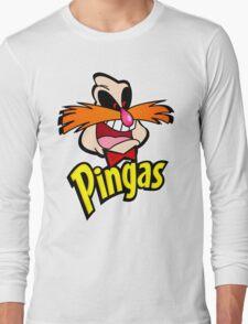 PINGAS : PARODY Long Sleeve T-Shirt