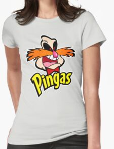 PINGAS : PARODY Womens Fitted T-Shirt