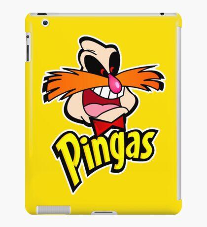 PINGAS : PARODY iPad Case/Skin