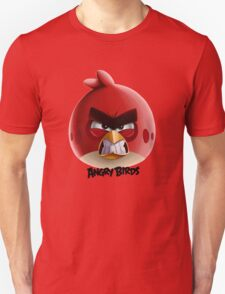Red - Angry birds 0001 T-Shirt