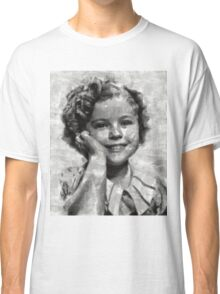 Shirley Temple by MB Classic T-Shirt
