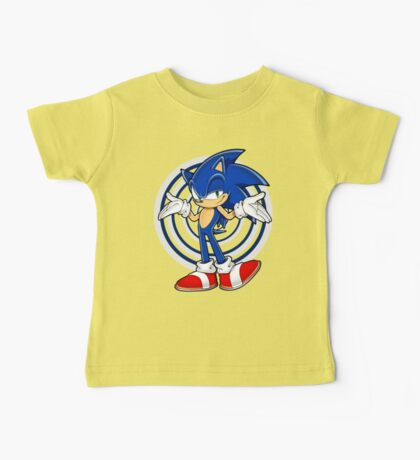 SONIC : WHAT YOUR PROBLEM? Baby Tee
