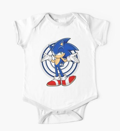 SONIC : WHAT YOUR PROBLEM? One Piece - Short Sleeve