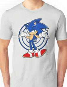 SONIC : WHAT YOUR PROBLEM? Unisex T-Shirt