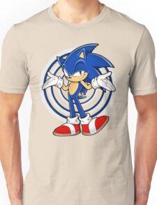 SONIC : WHAT YOUR PROBLEM? Unisex T-Shirt
