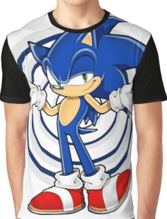 SONIC : WHAT YOUR PROBLEM? Graphic T-Shirt