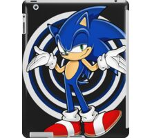 SONIC : WHAT YOUR PROBLEM? iPad Case/Skin