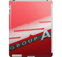 VL HDT Group A SS iPad Case/Skin