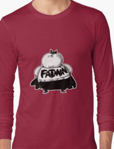 FatMan Long Sleeve T-Shirt