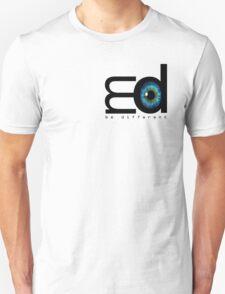 Me Mood Music - Logo (Be Different) Unisex T-Shirt