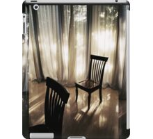 I think we are alone now iPad Case/Skin