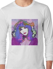Painted Kate Long Sleeve T-Shirt