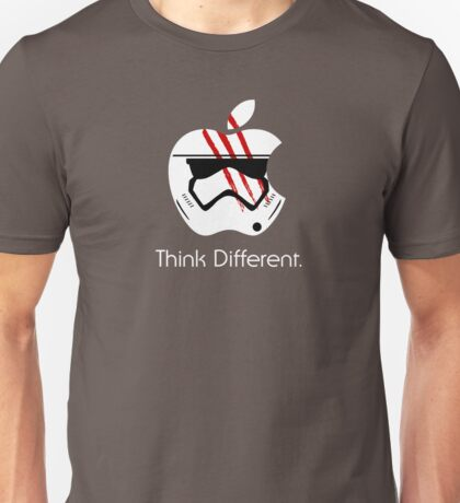 Think Different. Unisex T-Shirt