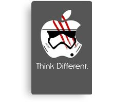 Think Different. Canvas Print