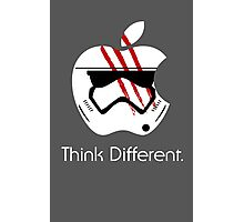 Think Different. Photographic Print