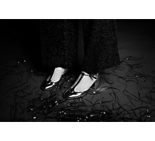 Get On Your Dancing Shoes Photographic Print