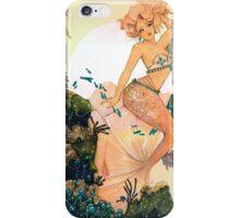 Rose Mermaid iPhone Case/Skin