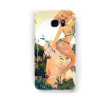 Rose Mermaid Samsung Galaxy Case/Skin