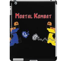 Retro Mortal Kombat iPad Case/Skin