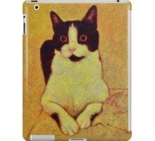 Cat iPad Case/Skin