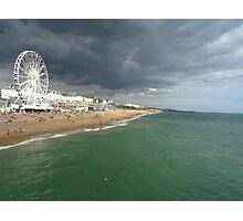 Brighton Seafront Photographic Print