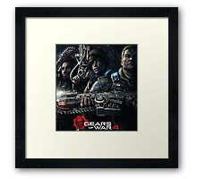Gears of war 4 [4K] Framed Print