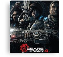 Gears of war 4 [4K] Canvas Print