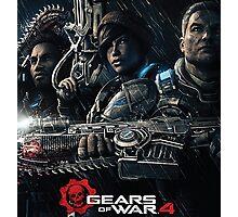 Gears of war 4 [4K] Photographic Print