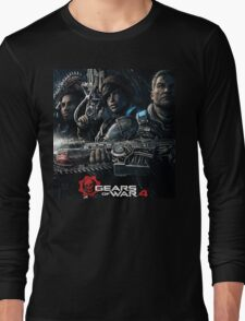 Gears of war 4 [4K] Long Sleeve T-Shirt
