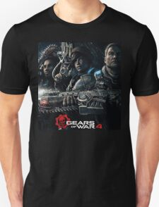 Gears of war 4 [4K] Unisex T-Shirt
