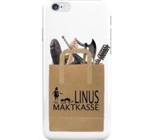 Linus Maktkasse iPhone Case/Skin