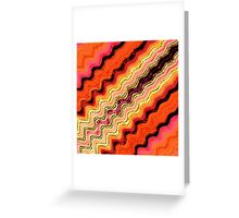 Tranquil Waves Greeting Card