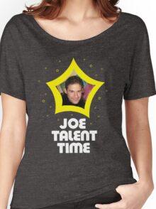 Joe TalentTime Women's Relaxed Fit T-Shirt