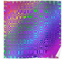 Color in Abstract Poster