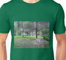 Feel the energy of plants, the bushes and the trees. Let yourself be surrounded by nature at it's best. Feel peace within and let the magic do the rest. Unisex T-Shirt