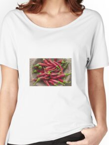 Chillies Women's Relaxed Fit T-Shirt