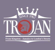 TROJAN RECORDS : From Kingston - Jamaica 2 Kids Tee