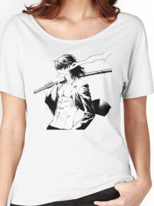 The Breaker: New Waves Nine Arts Dragon Women's Relaxed Fit T-Shirt