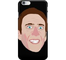 Nic Cage iPhone Case/Skin