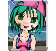 chibi mechano iPad Case/Skin