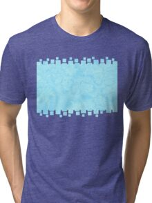 Ice Blossoms Tri-blend T-Shirt